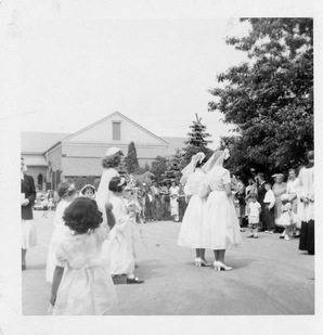 May Procession 1952